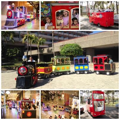 Venta de Trenes Eléctricos infantiles en México