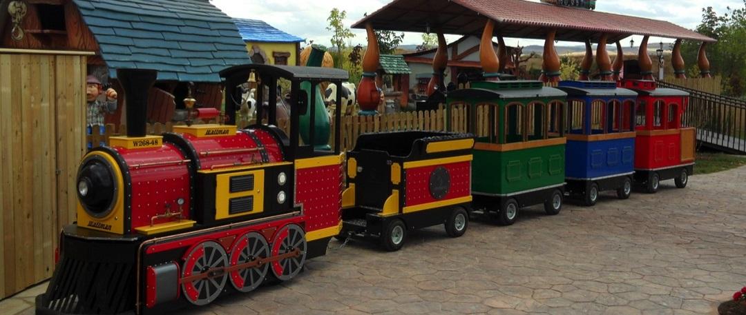 Precios de Trenes Eléctricos Infantiles Expresso Mágico